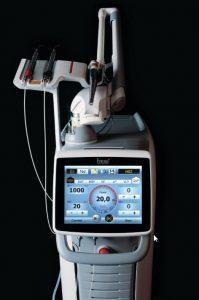 Advanced laser endodontic therapy